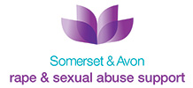 Somerset and Avon Rape and Sexual Abuse Support logo
